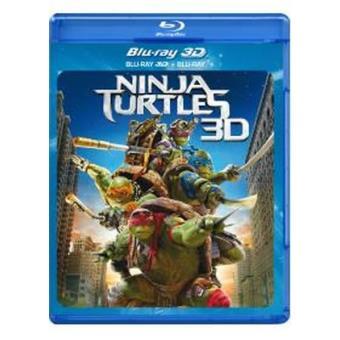 Ninja TurtlesNinja Turtles Blu-ray