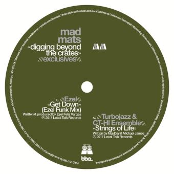 Presents digging beyond the crates exclusives