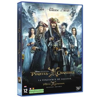 Pirate Des CaraïbesPIRATES OF THE CARIBBEAN 5-BIL