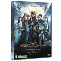 Pirates des Caraïbes La vengeance de Salazar DVD