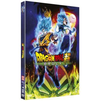 Dragon Ball SuperDragon Ball Super : Broly DVD
