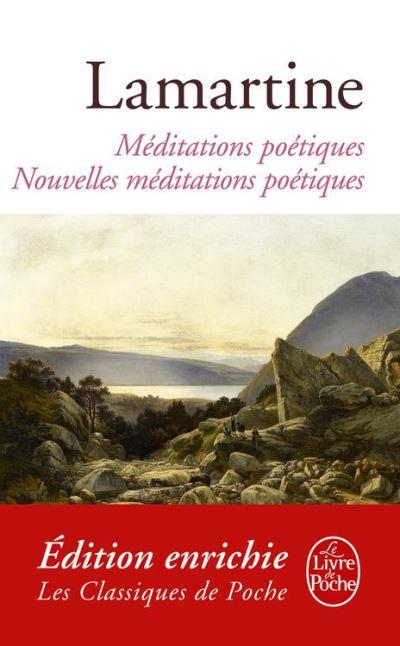 Méditations poétiques nouvelles méditations poétiques - 9782253158745 - 7,49 €