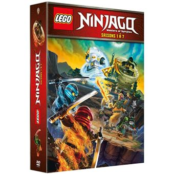 Ninjago lego ninjago les ma tres du spinjitzu saisons 1 - Ninjago saison 7 ...