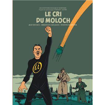 Blake et MortimerBlake & Mortimer - Le Cri du Moloch / Edition spéciale, Bibliophile