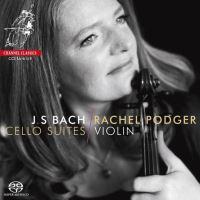 Les suites pour violoncelle arrangées pour violon