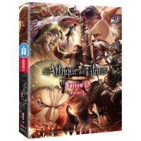 Coffret L'Attaque des Titans Saison 3 Partie 2 Edition Collector Blu-ray