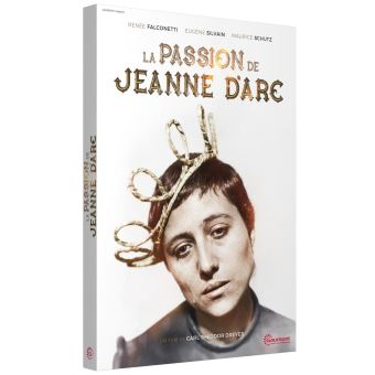 La passion de Jeanne d'Arc DVD