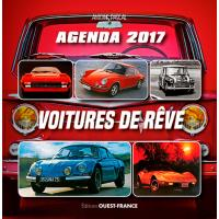 Agenda 2017 des voitures vintage
