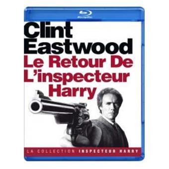 Le retour de l'inspecteur Harry Blu-ray