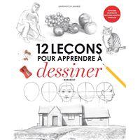 12 leçons pour apprendre à dessiner