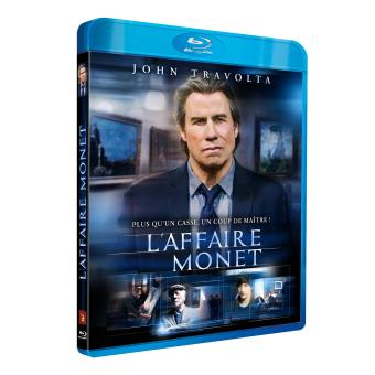 L'Affaire Monet Blu-ray