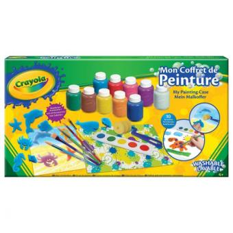 Mallette de Peinture Crayola Refresh