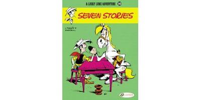 Lucky Luke - tome 50 Steven Stories