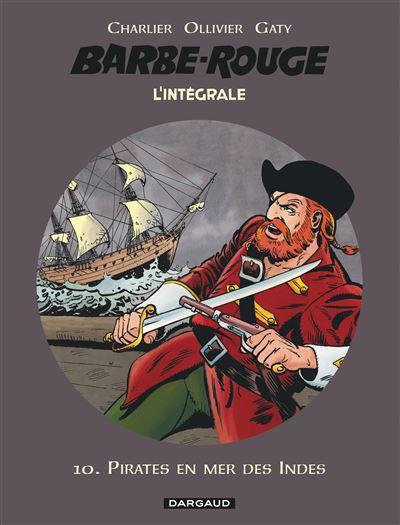 Barbe-Rouge - Intégrales - Pirates en mer des indes