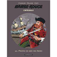 Barbe-Rouge - Une aventure du journal Pilote - Pirates en mer des indes