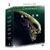 Coffret Alien DVD