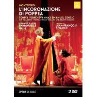 Le couronnement de Poppée - Opéra de Lille 2012