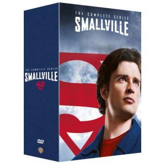 Smallville L'intégrale des 10 saisons DVD