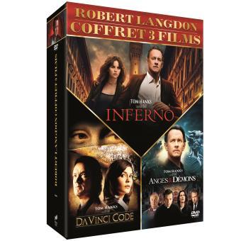 Da Vinci Code, Anges et démons, Inferno DVD