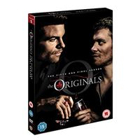 ORIGINALS - SEASON 5 (5DVD) (IMP)