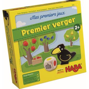 Haba My First Games First Orchard
