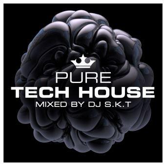 Pure tech house mixed by dj skt