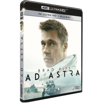 Ad Astra Blu-ray 4K Ultra HD