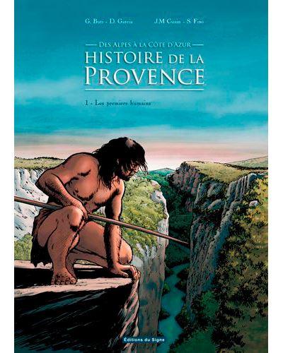 Des Alpes à la Côte d'Azur - une histoire de la Pr