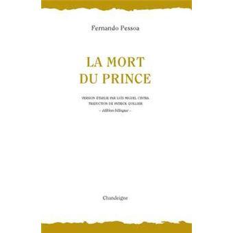 Mort du prince (la)