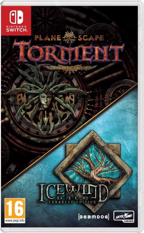 Planescape Torment and Icewind Dale Enhanced Edition Nintendo Switch