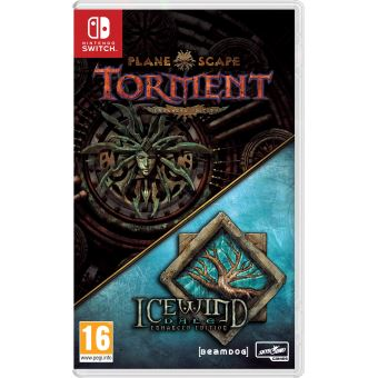 PLANESCAPE TORMENT  AND ICEWINDALE FR/NL SWITCH