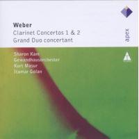 Clarinet concertos 1/2 grand duo concertant