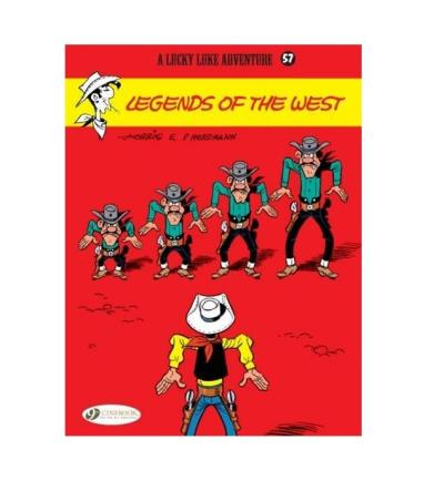 Lucky Luke - tome 57 Legends of the west