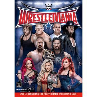 WWE Wrestlemania 32 DVD