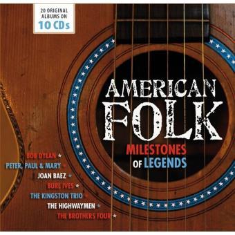 Milestones of Legends : American Folk