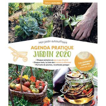 Calendrier Lunaire Septembre 2020 Rustica.Agenda Pratique Jardin 2020