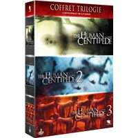 Coffret The Human Centipede La Trilogie DVD