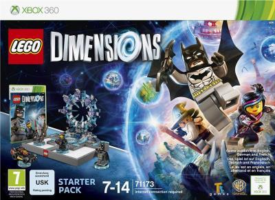 Lego Dimensions pack de démarrage Xbox 360
