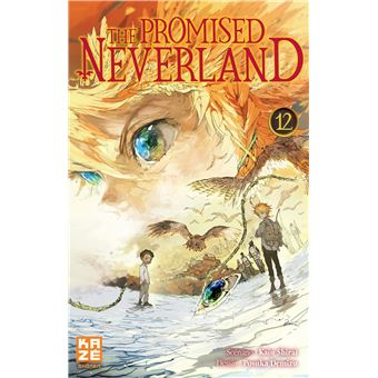 The Promised Neverland - Tome 12 - The Promised Neverland - Posuka ...