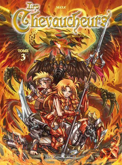Les Chevaucheurs - tome 3
