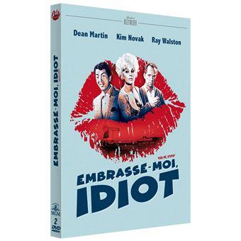 Embrasse-moi, idiot DVD