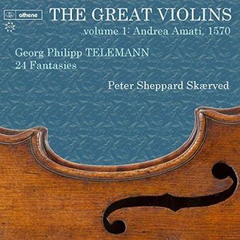 The Great Violins - Vol.1: Andrea Amati, 1570
