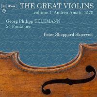 Great Violons Volume 1 Andra Amati 1570