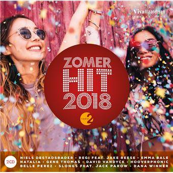 Viva vlaanderen presenteert radio 2 ZOMERHIT 2018/2CD