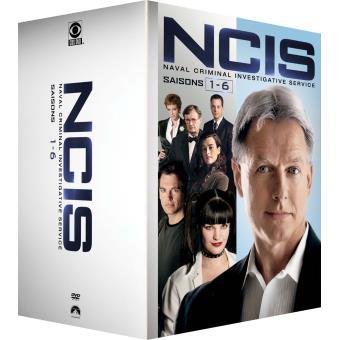 NCIS : Naval Criminal Investigative ServiceNCIS Saisons 1 à 6 Coffret DVD