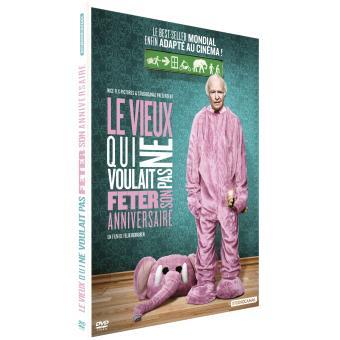 Le Vieux Qui Ne Voulait Pas Feter Son Anniversaire Dvd Felix Herngren Dvd Zone 2 Achat Prix Fnac