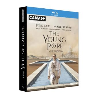 The Young PopeYOUNG POPE-COFFRET-FR-3BLURAY