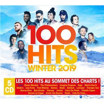 100 HITS WINTER 2019/5CD