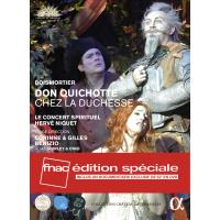 Don Quichotte chez la duchesse Ms Shirley et Dino Exclusivité Fnac DVD