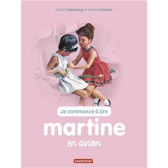 Martine en avion - Delahaye et Marlier - Casterman, 1967